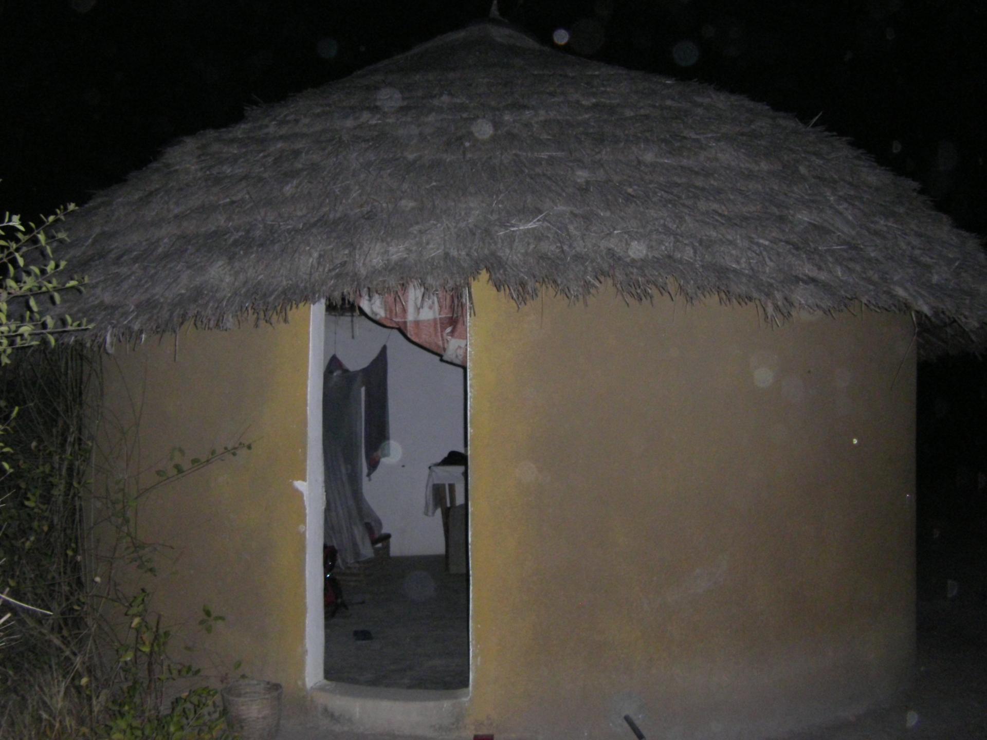 Notre case de nuit