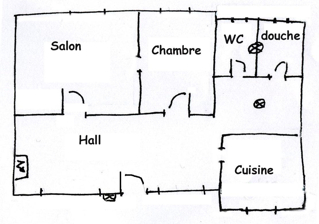 Plan simplifie maison de l infirmier 2